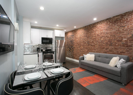 Harlem -  Renovated 3 Bedroom