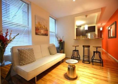 Hamilton Heights: Stylish 3 Bedroom