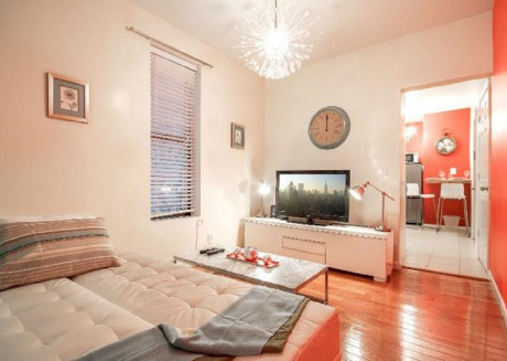 Washington Heights: Cute 4  Bedroom