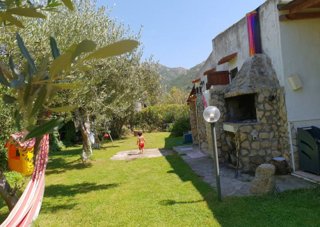 comfortable villa with private pool and large garden