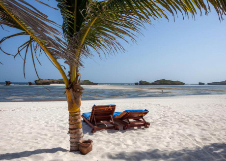 Have a marvelous vacational experience right on the beach
