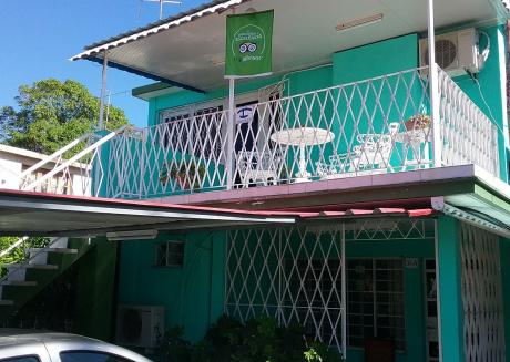 Casa Bertha and Fidel.