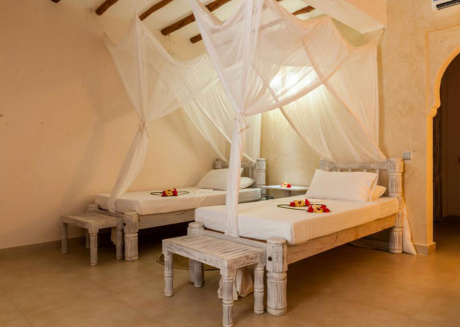 Have an exceptional vacation wail in Watamu, athe Seven Island Resort