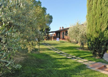 La Quercia: Pool, Chianti & San Gimignano