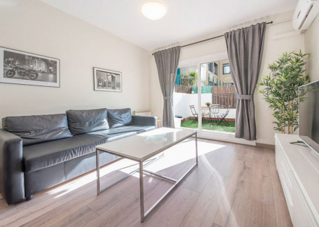 Central Apartment in Eixample Area B425