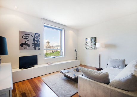 Passeig de Gracia views Apartment B241