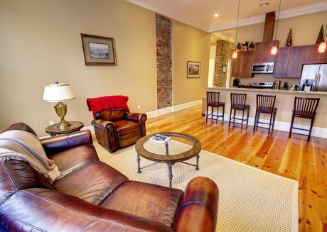 The Vasquez comfortable and updated two bed two bath in the heart of the French Quarter