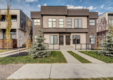 STUNNING 3 BED + 3.5 BATH HOUSE IN KENSINGTON! (Downtown Calgary)