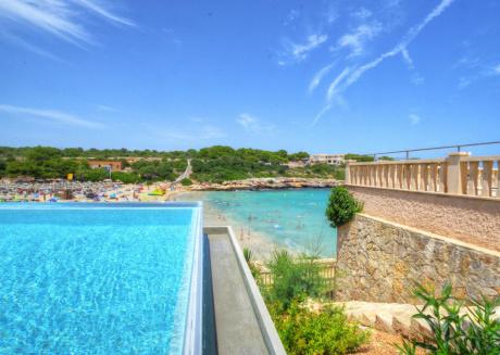 Villa Marsal, sea views and private pool
