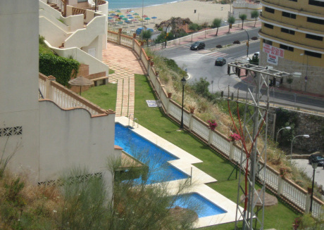 Gorgeous Sea View Penthouse in Carvajal, 3 mins Walk to the Beach, WiFi