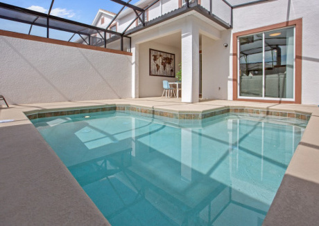 4-Bed TownHm w/ Splash Pool at Champions Gate