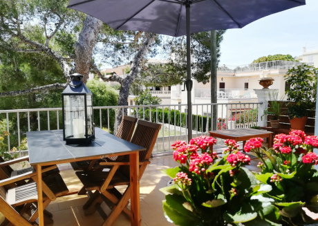 House 2 Pins, house 300m from the beach of Porto Cristo.