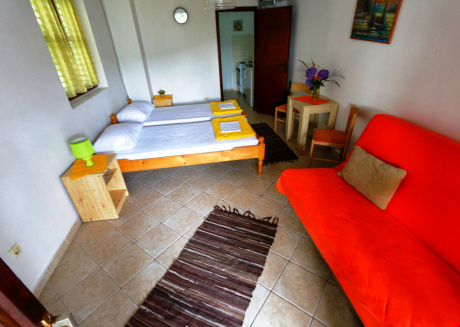 Accommodation near the beach