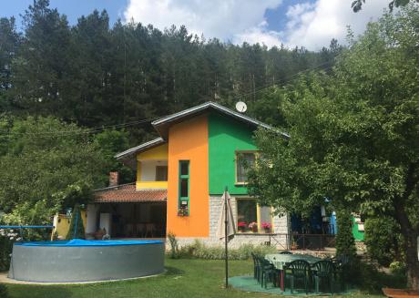 Guest House Villa Colour