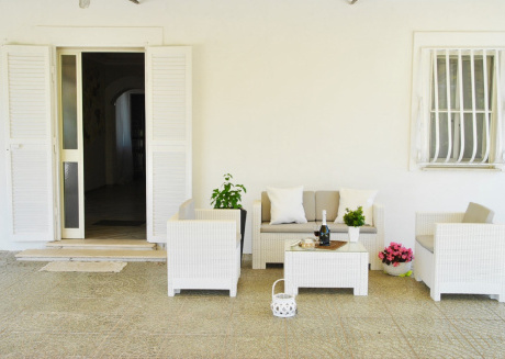 Ortensia House a short walk from the beach of Gaeta and Sant' Augustine