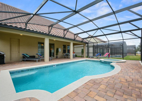 5 bed Pool Villa w/ spa at the Dales at West Haven