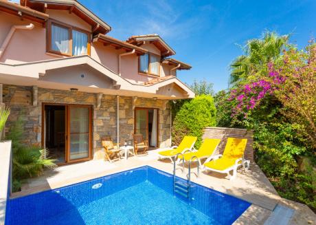 Villa Aysel Paradise