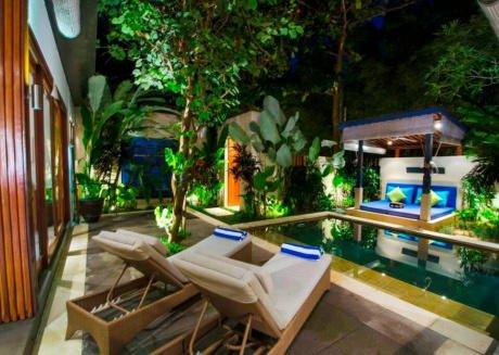 Luxury 7 bed villa nestled in Umalas / Canggu