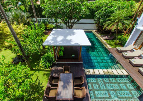 Beautiful Luxury Villa next to Canggu Beach