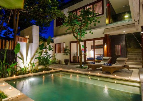 Gorgeous 9 bd villas, 2 swimming pool - Private