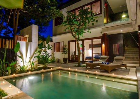 Luxury 12 bd private complex, 3 villas, 3 pools