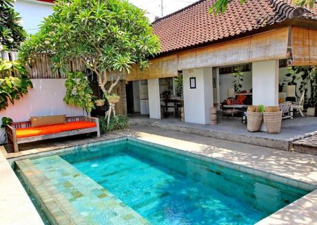 Exotic 2Bedroom Villa Seminyak Private Pool