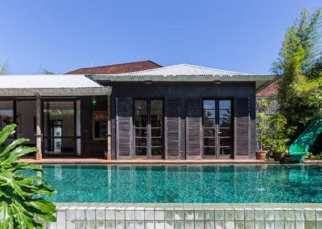 Stunning Loft Villa, Next to Canggu Beach