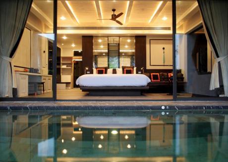 Baba Pool Suite Ocean View