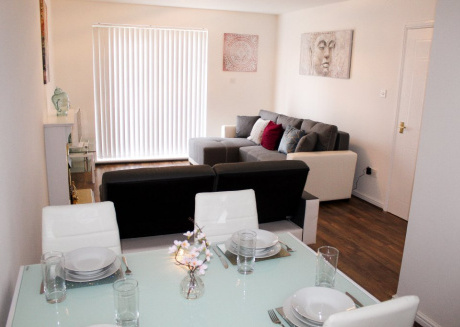 Liverpool Dockside Apartment