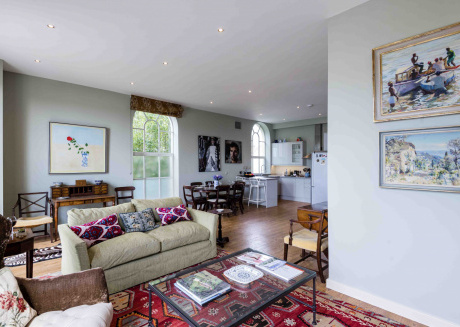 Bright Fulham Mill Apartment - ARB