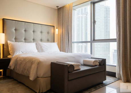 Finely Furnished Studio | Dubai Mall
