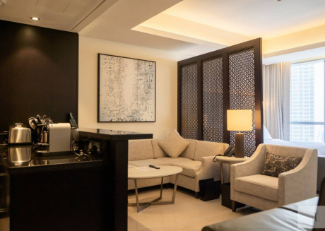 Spacious Studio | The Address | Dubai Mall
