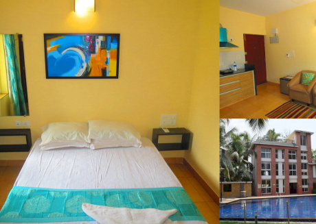 12) Very Modern Furnished Serviced Apartment