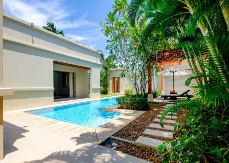 Perfect 2br Pool Villa In Residence Bangtao Beach1