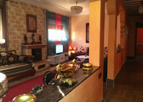 Charming apartment of 100m ², 20km from Saidia.