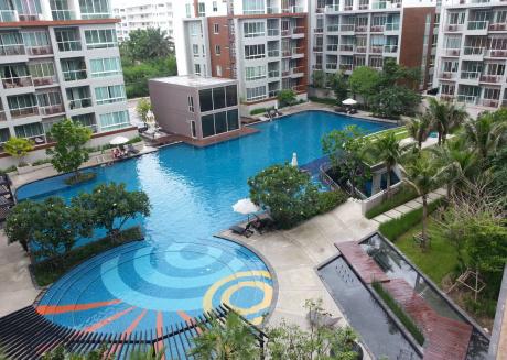 The Seacraze Hua Hin 1br 52m2 Poolview