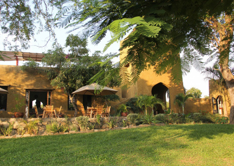 One of the best locations to stay in Uganda