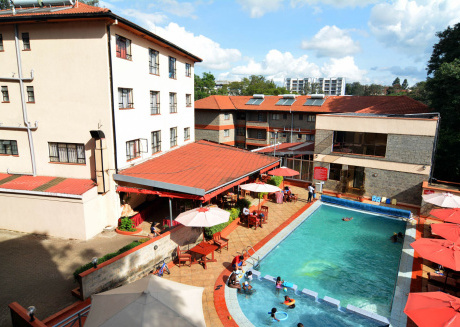Visit Nairobi and have a grand experience by staying at the Prideinn Suites
