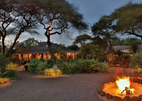 Kibo Safari Camp in Amboseli offers a exciting experience
