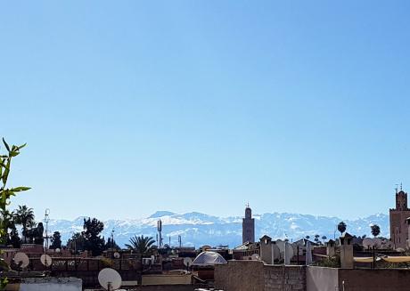 Riad Bilkis the magic of Marrakech