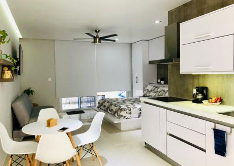 5th av! Loft, cozy, prívate & romantic