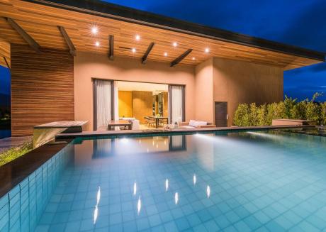Khao Yai Penthouse with Rooftop Pool Atta Kirimaya