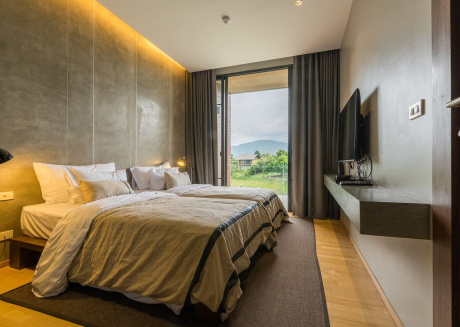 Khao Yai Luxury 2-bd Apartment at Atta Kirimaya