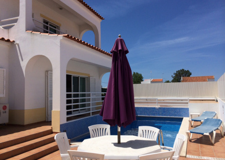 187 sqm A/c villa in Algarve. Fully equiped & private pool next beaches