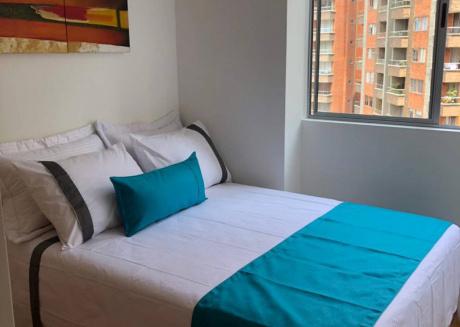 Apartamento Super Lindo Y Comodo Todo Nuevo