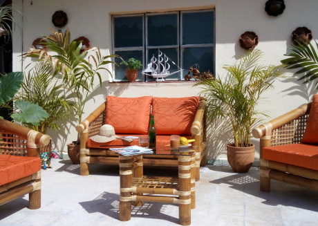 Relax in Best Tropical Terrace by Cubaprivatetours