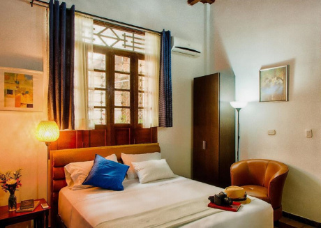 comfortable room in las palmas houses santa marta