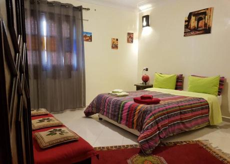 Zwina Appart: A Small, Cozy Family Nest