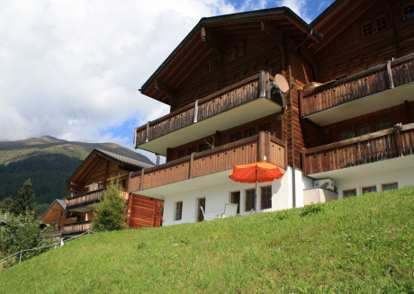 Scenic Apartment in Bellwald with Terrace