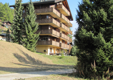 Beautiful Apartment in Bellwald with Balcony